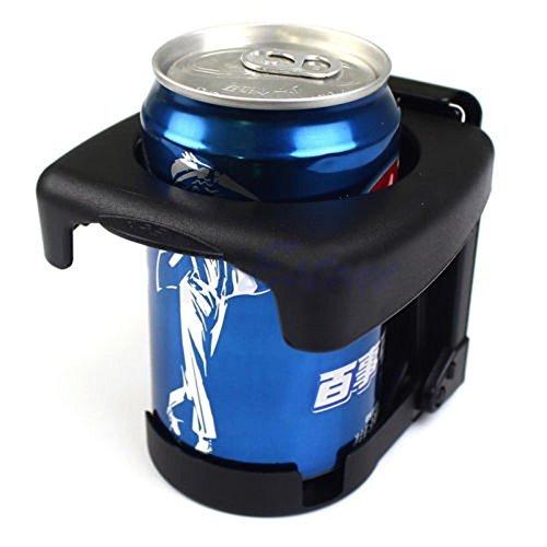 Universal High-quality Folding Car cup holder Black Drink Holder Multifunctional