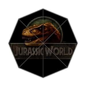 RainbowRain Jurassic World Raptors Custom Auto Foldable Umbrella