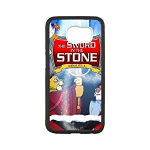 The Sword in the Stone For Samsung Galaxy S6 Cases Cover Cell Phone Case STX062370