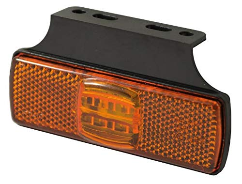 AMA Feu de gabarit Orange a LED 12-30 V