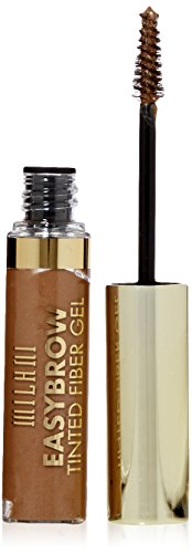 Milani Easy Brow Tinted Fiber Gel, Soft Brown, 0.14 Ounce (Best Drugstore Brow Kit)
