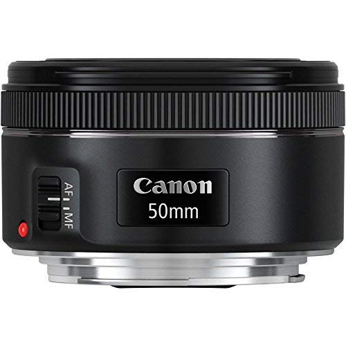 Canon EF 50mm f/1.8 STM Lens with USA Warranty + Filter Kit + Tripod + Lens Cleaning Pen + Accessory Bundle by The Imaging World (Image #2)