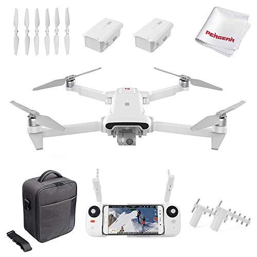 FIMI X8SE 2020 Quadcopter Drone Kit 8km Range 4K Camera UHD 100Mbp HDR Video FlyCam Quadcopter UAV GPS Tracking Smart…