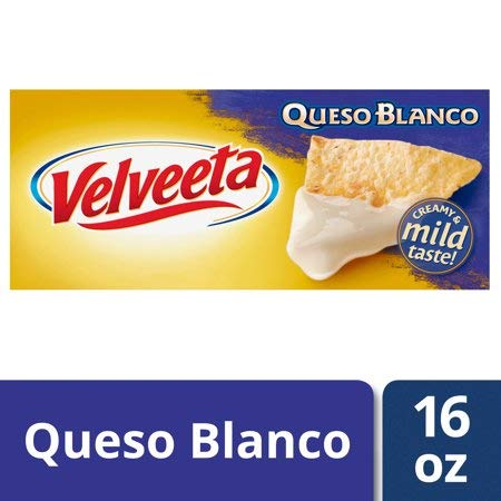 Expect More Velveeta Queso Blanco Cheese, 1 ct. / 16 oz