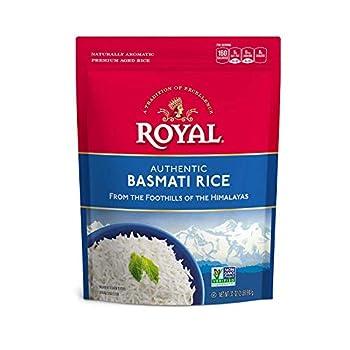 Royal Authentic White Basmati Rice