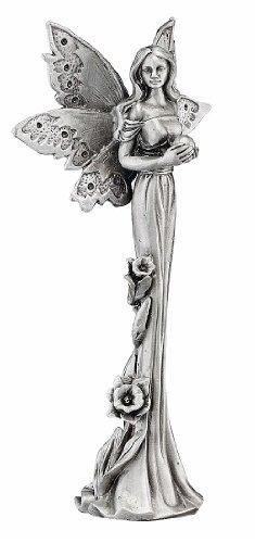 (Classic Fairy Pewter Sculpture)