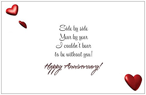 Anniversary love spouse wife husband wedding congratulations bears anniversary love spouse wife husband wedding congratulations bears greeting card 5x7 by quickiecards always free shipping q1049 buy online in uae m4hsunfo