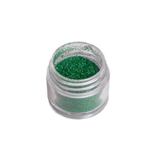 Dress My Cupcake DMC27985 Glitter Dust for Cake/Cookies/Desserts, 5gm, Emerald ()