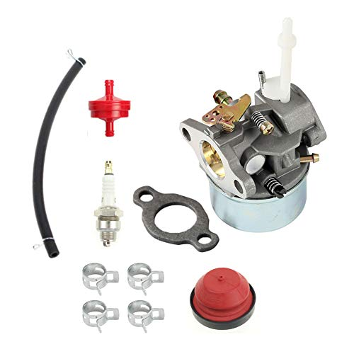 631954 Carburetor for Tecumseh 632371 632371A H70 HSK70 7HP Ariens Toro Snowking Snowthrower Blower