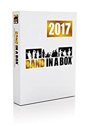 PG Music Band-in-a-Box 2017 MEGAPAK (Win DVD-ROM)