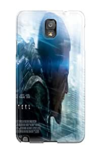 [CITustv1728XmOQr] - New Man Of Steel Superman Superhero Poster Posters Protective Galaxy Note 3 Classic Hardshell Case