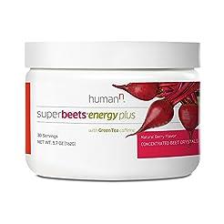 HumanN SuperBeets Energy Plus Superfood ...