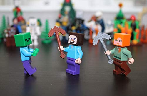 - You Pick Your Minifigs! Zombie etc LEGO Minecraft Minifigures Steve Alex