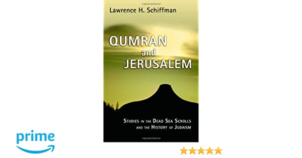 Beyond the Qumran Community: The Sectarian Movement of the Dead Sea Scrolls John J. Collins