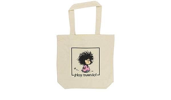 Bolsa Mafalda, Hoy muerdo: 9788862127707: Amazon.com: Books