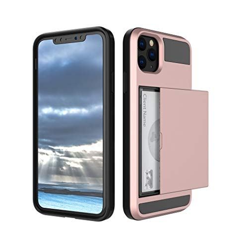 Case Compatible with iPhone 11, Lyperkin Wallet