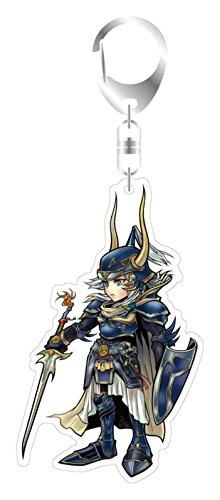 Dissidia Final Fantasy guerrero de llavero de acrilico Luz ...