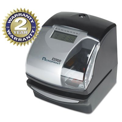 ES900 Digital Automatic 3-in-1 Machine, Silver and Black ()
