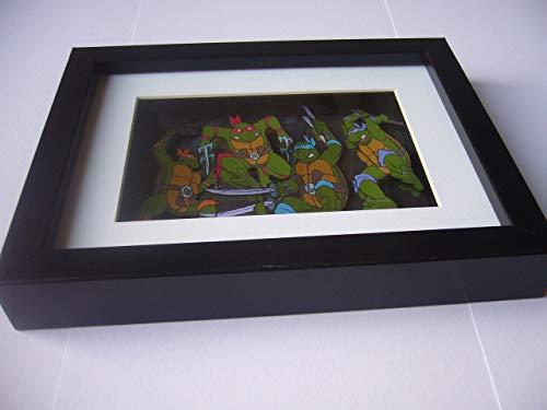 Amazon.com: Teenage Mutant Ninja Turtles 3D Shadow Box ...