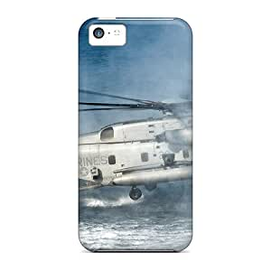 New Arrival Ch53e Super Stallion Helicopter For Iphone 5c Case Cover