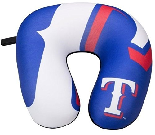 MLB Texas Rangers Impact Neck Pillow