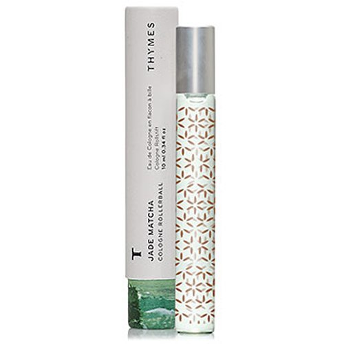 Thymes Jade Matcha Cologne Rollerball (Thymes Cologne Rollerball)