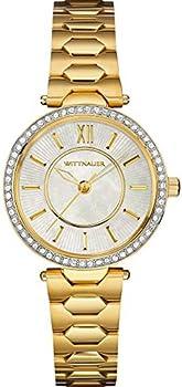 Wittnauer Taylor Mini Gold-Tone Women's Watch