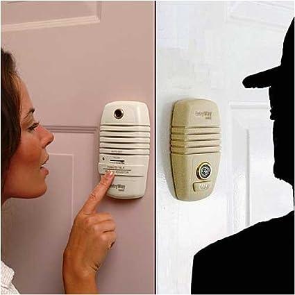 ENTRYWAY EAGLE DOOR INTERCOM/VIEWING SYSTEM & Amazon.com : ENTRYWAY EAGLE DOOR INTERCOM/VIEWING SYSTEM : Home ...