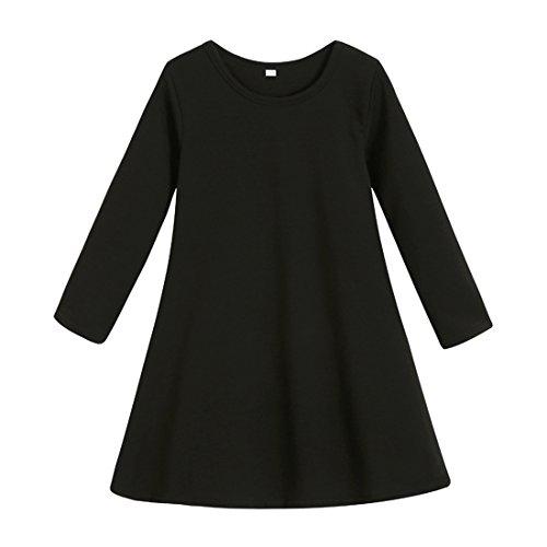 black dress 6t - 4