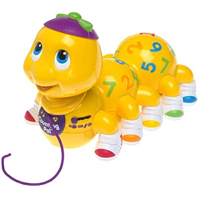 Leap Frog Counting Pal: Toys & Games