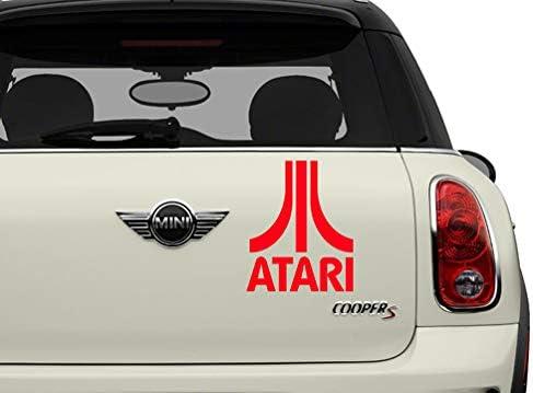 Atari SCI-FI//Comics//Games Automotive Decal//Bumper Sticker