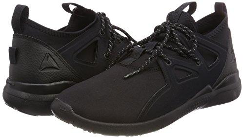 De wht Noir Fitness Reebok Chaussures Femme Cardio Motion black 000 qaxF68t