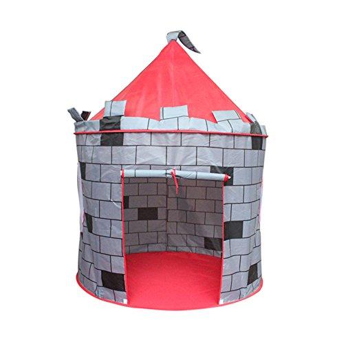 Hi Suyi Kids Children Castle Play Tent
