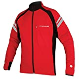 Endura Windchill II Cycling Jacket Red, Medium