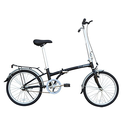 DAHON BOARDWALK S-1 BLACK 20 INCH for sale  Delivered anywhere in USA