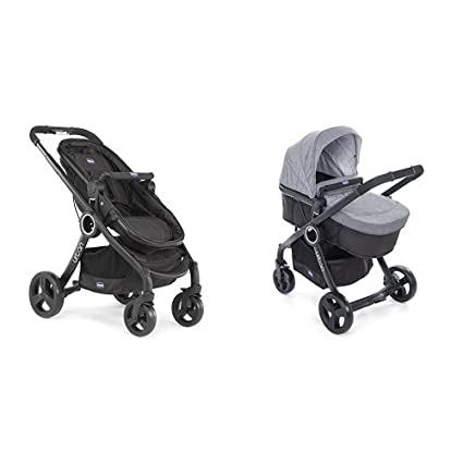 Chicco Urban plus -Carrito transformable en capazo y silla ...