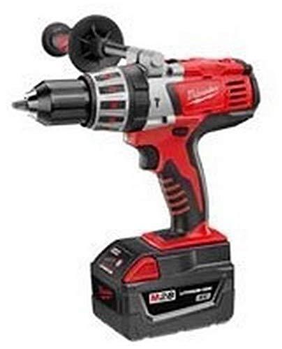 28v Cordless Hammer Drill - New Milwaukee 0726-22 M28 28 Volt Cordless 1/2