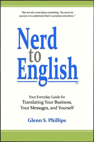 Nerd English Translating Business Messages product image