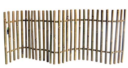 Ornamental Bamboo Fence