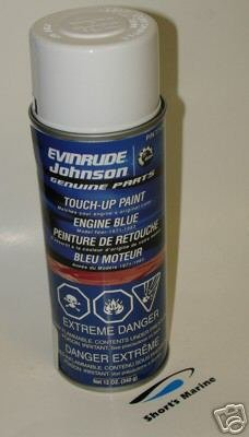 OMC 1971-1983 Drive Engine Blue Spray - Omc Engine