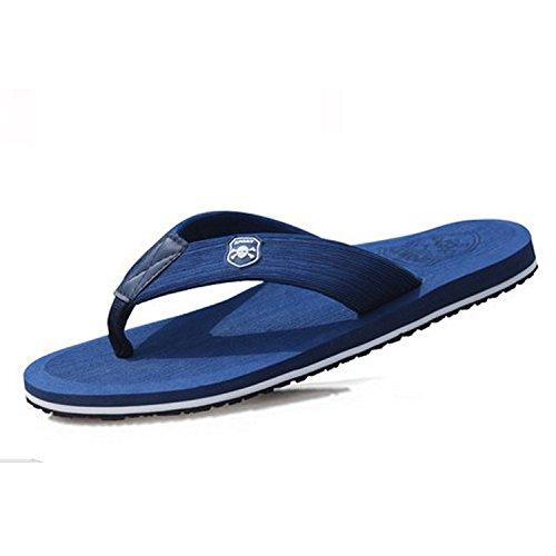 スチュワードモールス信号流[XINXIKEJI]ビーチサンダル メンズ レディース 6色 おしゃれ 小さいサイズ/大きいサイズ 23.0~29.0cm ペアサンダル スリッパ 夏 滑り止め/耐磨/痛くない/履きやすい 普段履き 海 海水浴 プール ベランダサンダル
