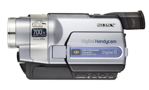 SONY HANDYCAM DCR-TRV350 DOWNLOAD DRIVERS