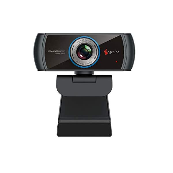 PC 1080P Webcam with Mic USB Camera for Video Calling Recording Video ConferenceOnline Teaching Business meeting