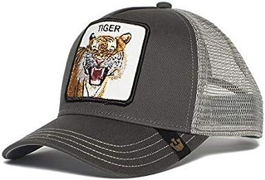 mens1012155-GRYAnimal Farm Trucker Hat Baseball Cap Goorin Bros