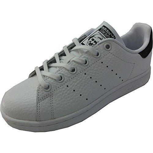 adidas Zapatillas de Gimnasia de Piel Para Niño Blanco Bianco 37 1/3