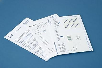Schimmeltest 5 x AeroMyc Schnell-Check Raumluftanalyse 2 x AeroPlate Oberfl/ächen-Test f/ür Schimmelpilz