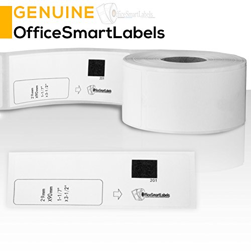 OfficeSmartLabels Brother Labels Compatible DK1208 DK-1208 Labels - With Reusable / Refillable Cartridge (10 Pack) Photo #4