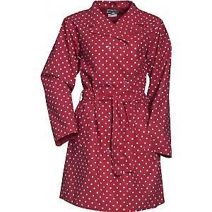 36 Rot Playshoes Regenjacke Mantel Damen Punkte sBQrtxohdC