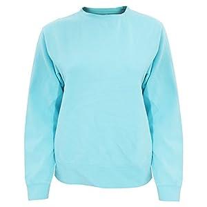 Comfort Colours Womens/Ladies Crew Neck Sweatshirt