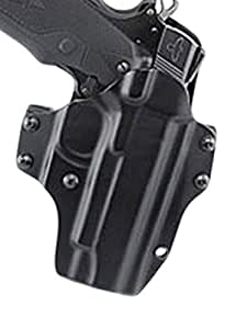 Blade-Tech Eclipse OWB Holster for Springfield XDS .45 with Loop, Black, Right